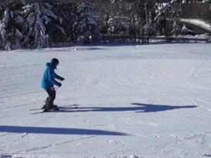 The Banked Turns Ski Progression