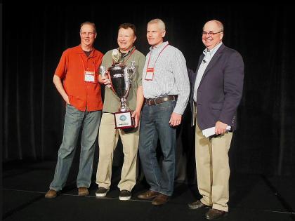 Killington Wins 2015 NSAA Conversion Cup