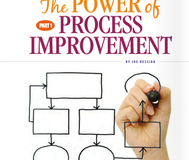 The Power of Process Mapping