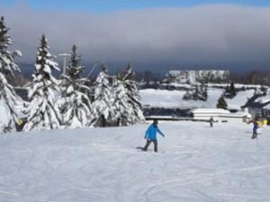 The Perfect Slope Snowboarding Progression