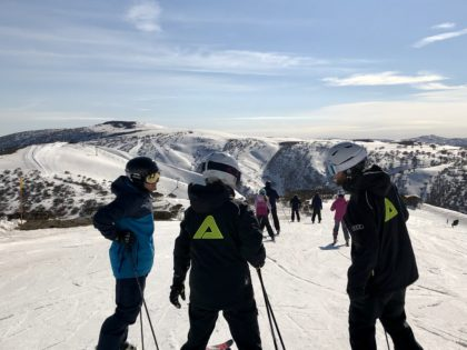Hotham Pioneers Terrain Based Learning in Australia