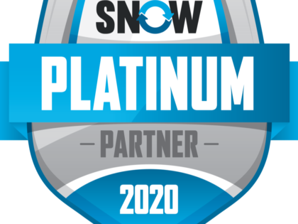 Congratulations to Our 2020 Platinum Partners